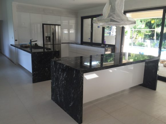 Aqua Black Granite 580x435 - Kitchen