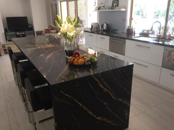 Black Fusion Granite 1 580x435 - Kitchen
