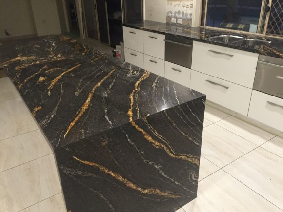 Black Fusion Granite 580x435 - Kitchen