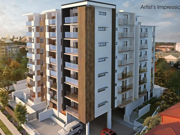 Evolve Units Tweed Heads Development 52 Units 580x435 - Commercial and Shop fitting