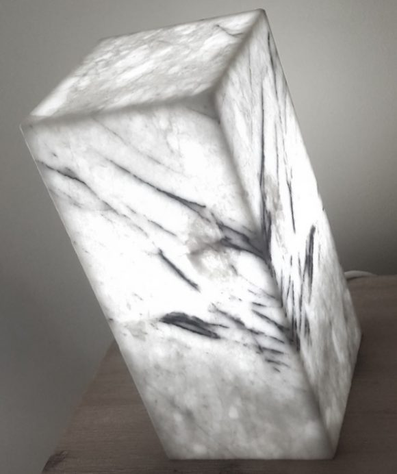 Marble Lamp 580x692 - Home