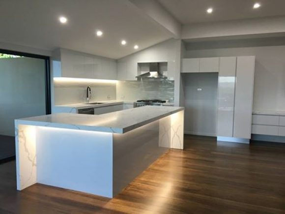Smart Stone Bianco Calacutta 2 580x435 - Kitchen